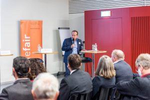 LF38, Grusswort Bruno Bischoff, Head of Sustainability Affairs, Credit Suisse