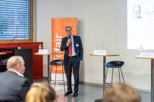 LF38, Grusswort Daniel Anderes, Präsident des Verwaltungsrates, Technopark Winterthur