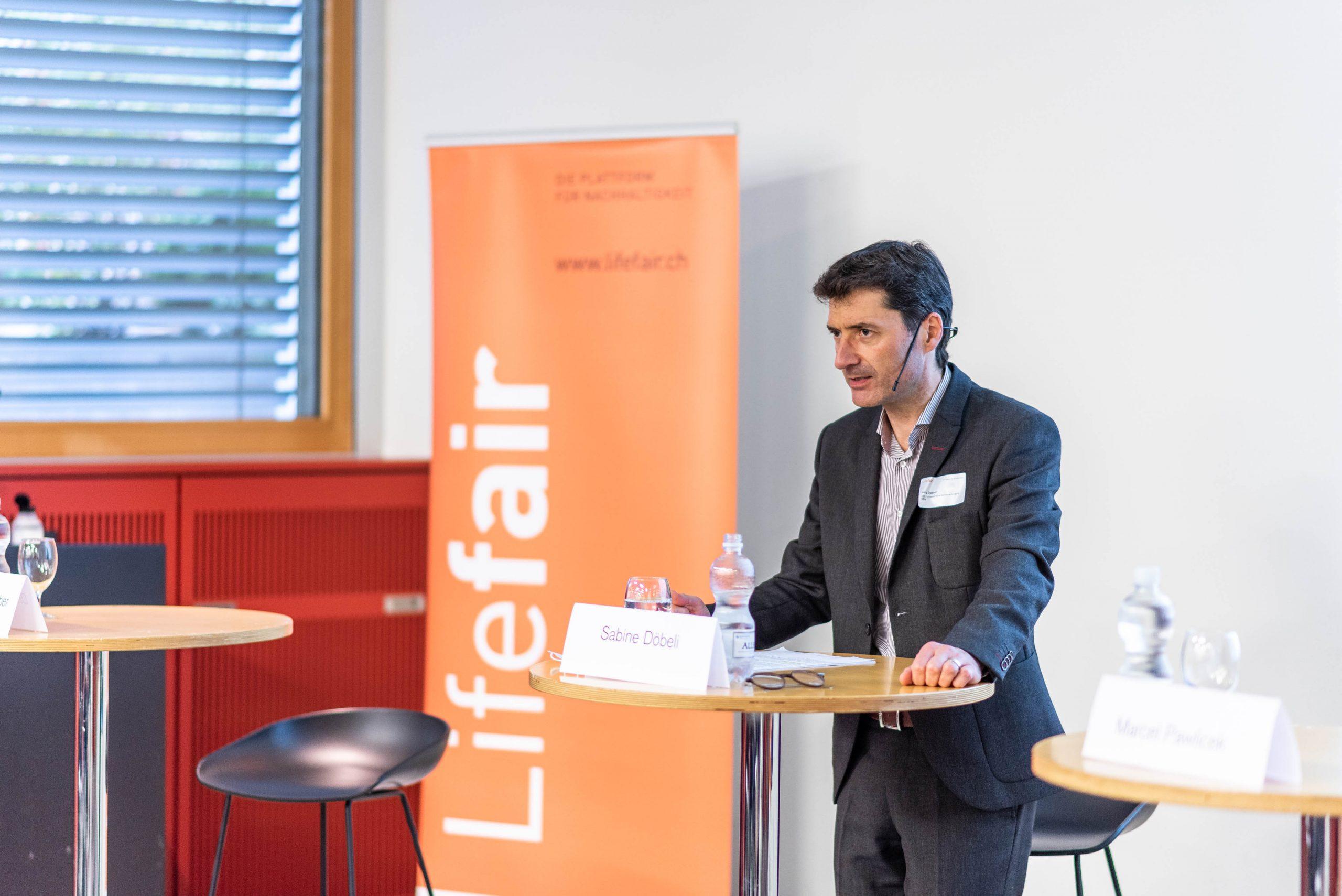 LF38, Keynote Jörg Gasser, CEO, Schweizerische Bankiervereinigung SBVg